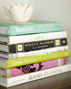 coffee table books - @Ness Hollis I an recommend these books!