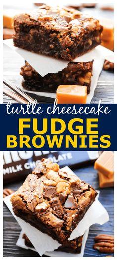 Sweet Desserts, Easy Desserts, Sweet Recipes, Delicious Desserts, Dessert Recipes, Yummy Food, Yummy Recipes, Brownie Recipes, Chocolate Recipes