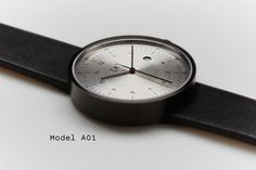 Minimalist and Stylish watches by iKi. Latest Watches, Watches For Men, Stylish Watches, Watch Brands, Fashion Watches, Womens Fashion, Minimalist Fashion, Matte Black, Stainless Steel