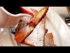 Rántott tejbegríz - imádni fogjátok      / Szoky konyhája / - YouTube French Toast, Favorite Recipes, Meals, Breakfast, Ethnic Recipes, Youtube, Food, Recipe, Easy Meals