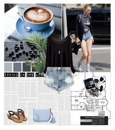 """Twinkledeals"" by anida-mostarlic ❤ liked on Polyvore featuring Jaeger, NDI, One Teaspoon and Kate Spade"