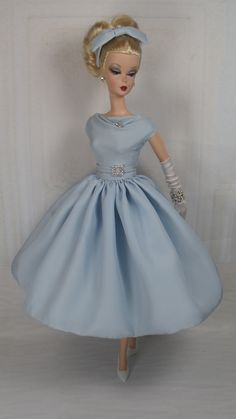 Blue Valentine for Sikstone Barbie