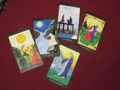 The Tarot House Deck by patriciabhouse on Etsy, $23.86