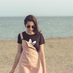 Kanken Backpack, C & A, Canon, Summertime, Portrait, Instagram, Girl Beach, Photography, Fashion
