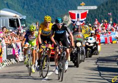 Chris Froome displayed an amazing feat of strength in helping Wiggins defend the yellow jersey.