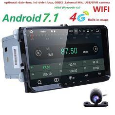 Vw Passat, Jetta Mk5, Quad, Radios, Golf 5, Android Gps, Mirror Link, Vw Group, Dvr Camera