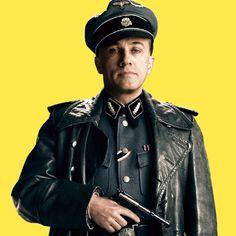 Besides <i>everything</i>, here is a short (and thus incomplete, and orderless) list of wonderful/sexy/perfect/asdfghjkl; things (with <b>PICTURES</b>) about Christoph Waltz. Hans Landa, Christoph Waltz, Stanley Kubrick, Brad Pitt, Inglorious Bastards, Ww2 Uniforms, German Uniforms, Favorite Movie Quotes, Cult Movies