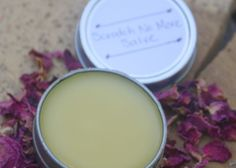 How To Make An Effective Herbal Anti-Itch Salve   Growing Up Herbal   Preventing bug bites is key, but what do you do to stop the itch if you or your kid does end up with them? Try this effective herbal anti-itch salve next time and see what you think!