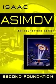 livre The second foundation d'Isaac Azimov