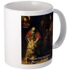 #Rembrandt & #ProdigalSon #Art #Mug 30%off Code COCO30 @c/o @cafepress @pinterest #mugs #gift #sale @ricklondon