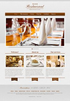 Travel Agency Website Template | Web design layouts