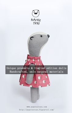 handmade toys by Popetse Toys