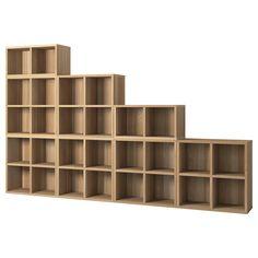 TRÄBY Shelf unit - IKEA