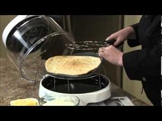 Baking cookies using the NuWave Oven - YouTube