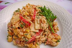 Ungarischer Reissalat (Rezept mit Bild) von woodlousy | Chefkoch.de