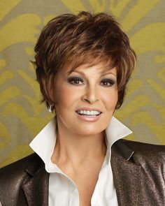 Wigs, Human Hair Wigs, Hair Extensions and Hairpieces Formal Hairstyles For Short Hair, Bob Hairstyles, Short Hair Cuts, Short Hair Styles, Pixie Cuts, Best Wig Outlet, Raquel Welch Wigs, Beauty Hair Extensions, Sassy Haircuts