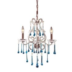 Gorgeous Collection With Five Crystal Color Options And Two Finishes.