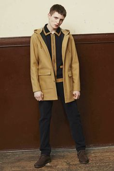 Male Fashion Trends: A.P.C. Fall/Winter 2016/17 Collection