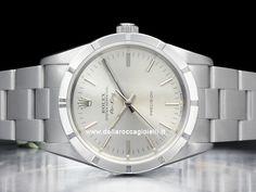 Rolex Air King Rolex Airking Ref Usato Nuovo Prezzo Rolex Air King, Prezzo, Michael Kors Watch, Accessories, Watches Michael Kors, Jewelry Accessories