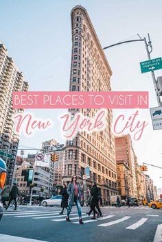 Best Places to Visit in New York City | Bobo and Chichi
