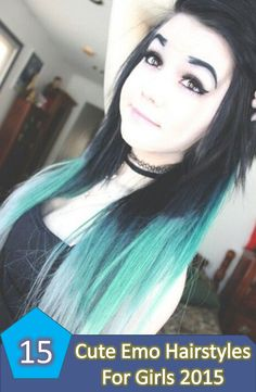 Discover 15 amazing emo hairstyles idea and  embrace the idea to be the talk of the town. Discover The best one for you.