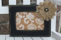 Shabby chic rustic black distressed by BlessHerHeartDesigns, $24.00