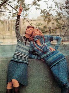 Vogue Paris 1973 by Alex Chatelaine