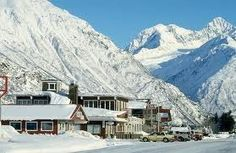 Valdez, Alaska -- was beautiful but was there in February. I've never been so cold! Gulf Of Alaska, Visit Alaska, Dream Vacation Spots, Dream Vacations, Beautiful Places In The World, Wonderful Places, Valdez Alaska, Alaska The Last Frontier, Looking For Alaska