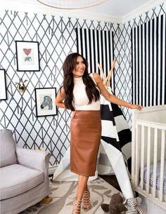 Naya Rivera for Mini Magazine