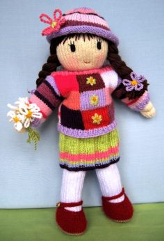 Wendy Knitting Patterns For Dolls : 1000+ images about Dolls Clothes on Pinterest Doll ...