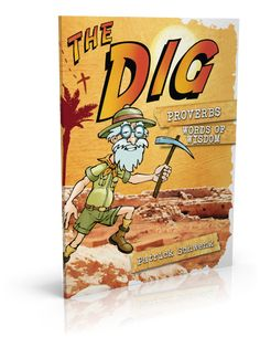 Are you looking for a fun bible study for your kids this summer? Help them learn to apply biblical wisdom in their everyday life with The Dig for Kids: Proverbs. A guide with the lessons already laid out for you, we've made teaching the Bible simple!