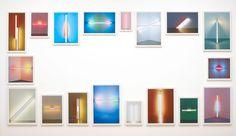 Jose Dávila, Topologies of Light III, 2013