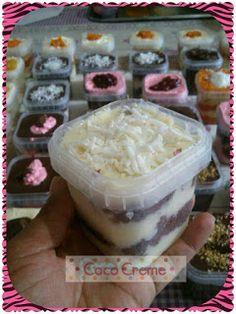 Creme Ninho de Coco para Bolo no Pote | Creative