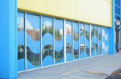 DuPage Children's Museum Window Graphics   Cushing is a leading print and digital communications firm based in Chicago, providing innovative solutions for its clients nationwide.