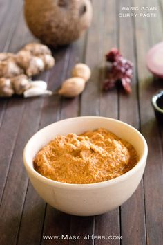 The basic Goan curry paste essential for making Indian Goan fish curry. Learn how to make Goan curry paste from scratch with quick video & step by step tips