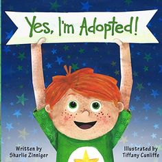 Yes, I'm Adopted! by Sharlie Zinniger et al., http://www.amazon.com/dp/069225658X/ref=cm_sw_r_pi_dp_1cp8tb1FMKDEE