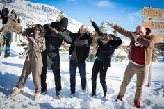 """L'équipe de """"Sahara"""" dabe en chœur au Festival de l'Alpe D'Huez"""