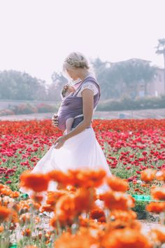 Barefoot Blonde Carlsbad Flower Fields
