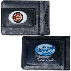 Chicago Cubs Money Clip Wallet