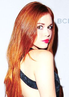 Holland Roden, I'm kinda obsessed with her.