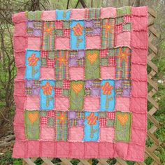 Ragged Quilt pattern