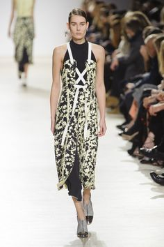 Proenza Schouler also knows how to do prints!