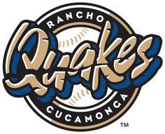 Rancho Cucamonga Quakes, California League/South Division (Class A - Advanced), Rancho Cucamonga, California