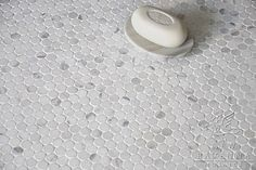 Pennyrounds - eclectic - bathroom tile - los angeles - Filmore Clark