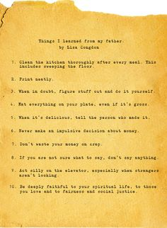Lisa Congdon -- good advice but don't agree with point 4