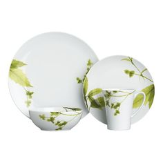 Set the table with coordinating dinnerware sets in glazed stoneware, fine porcelain, pressed glass and more. Dinnerware Sets, China Dinnerware, Everyday Dishes, Dish Sets, Gadget Gifts, Fine Porcelain, Crate And Barrel, Decoration, Stoneware