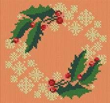 Free Christmas Cross Stitch Freebies to stitch ahead