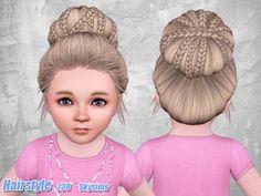 •Sims 3 Hairstyles ~Cutest.Toddler.Eva~