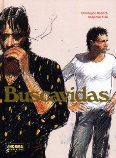 Buscavidas - Christophe Dabitch y Benjamin Flao