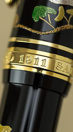 Sailor 1911 Standard Maki e fountain pens – new pens on the site! As if we didn't already love our Sailor fountain pens enough. Sailor 1911 Standard Maki e These Sailor 1911 Standard Maki e fountain pens feature 14KT gold … Continue reading →